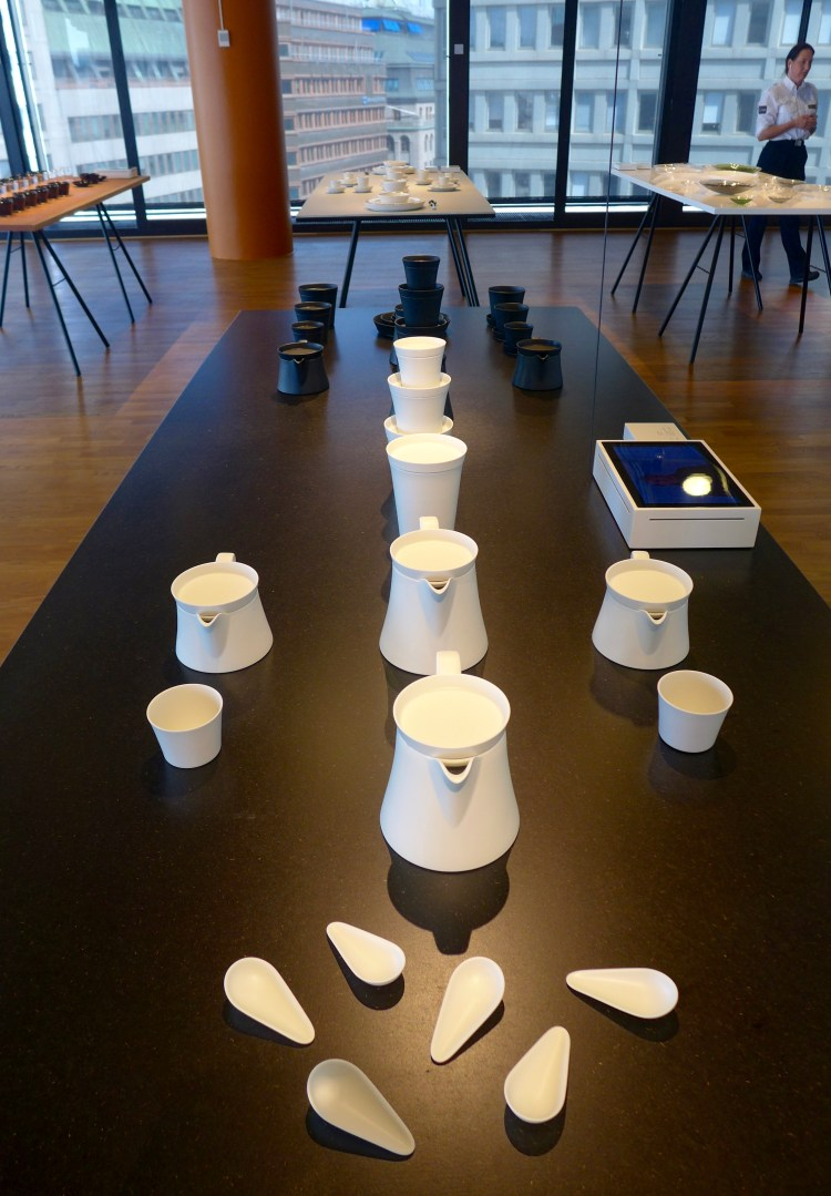 Ingegerd Råman's collaboration with Arita Japan. 2016. National Museum Design.