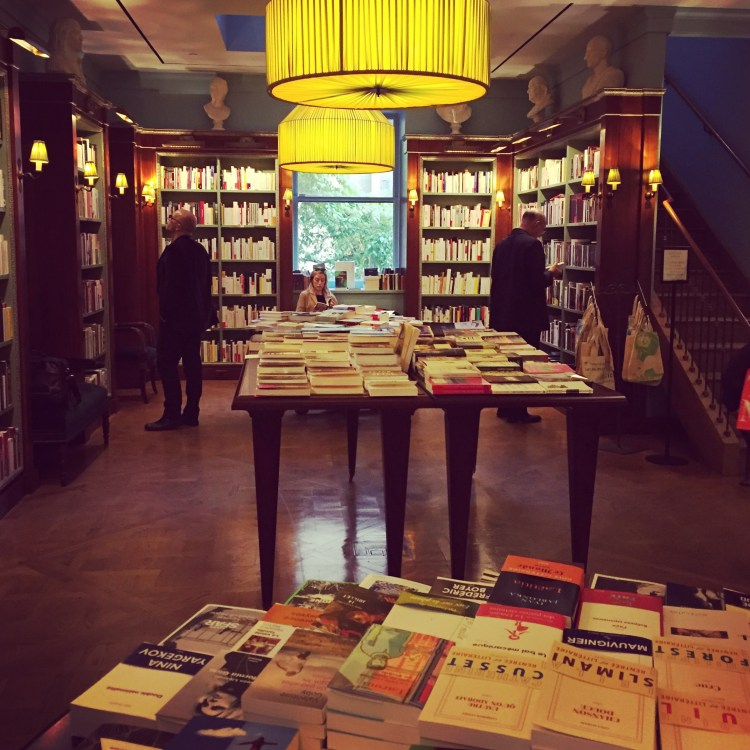 Albertine Books 5th Ave.