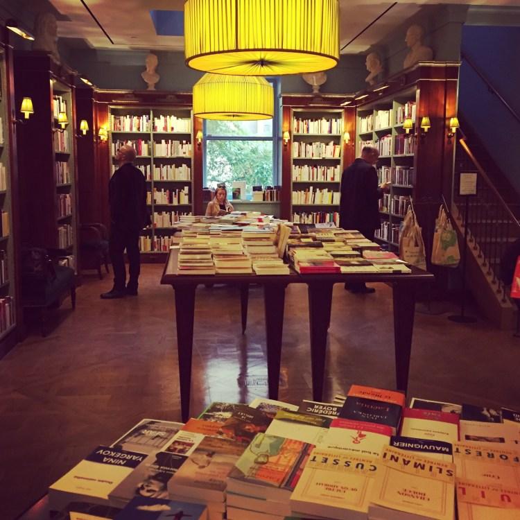 Albertine Books 5th Ave.