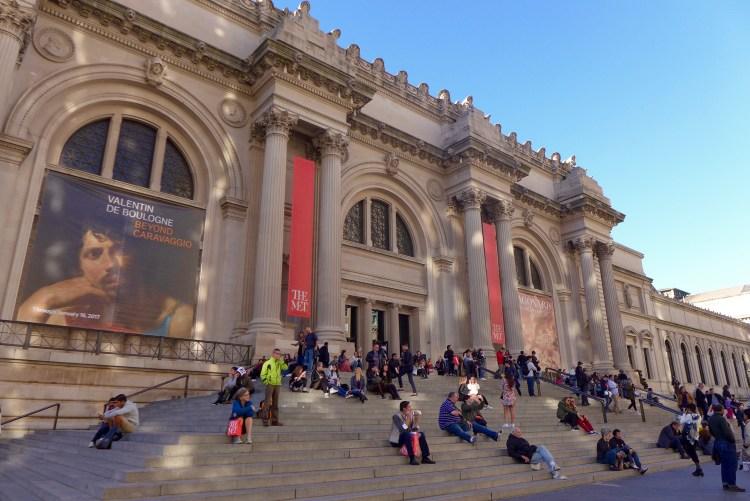 The Metropolitan Museum.