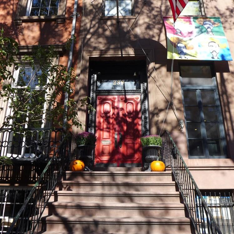 New York doors.