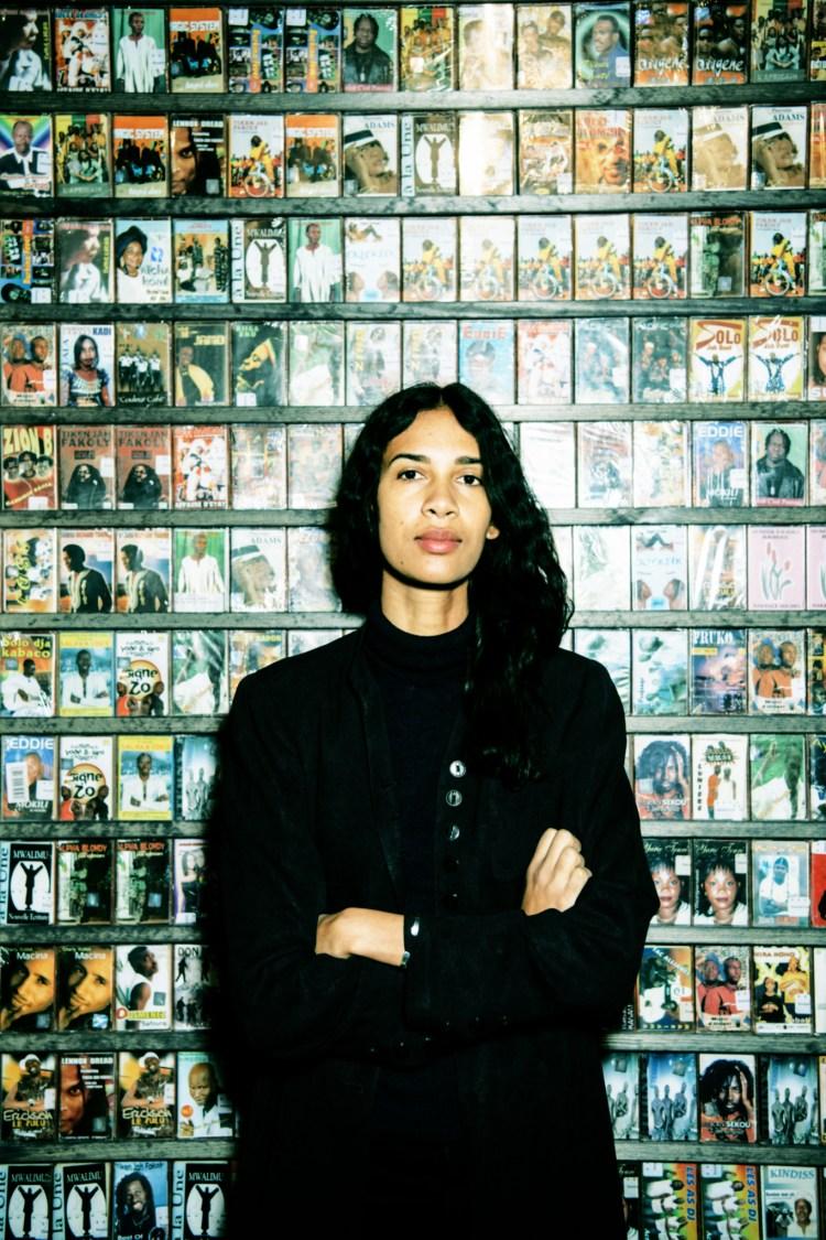 Theresa Traore Dahlberg - Photo: Margareta Bloom Sandebäck. V Söderqvist Scandinavian Art & Design Talks