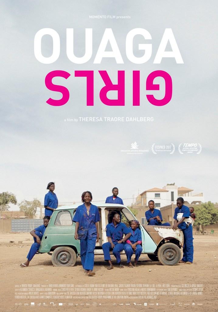 Ouaga Girls - Theresa Traore Dahlberg. V Söderqvist Scandinavian Art & Design Talks.