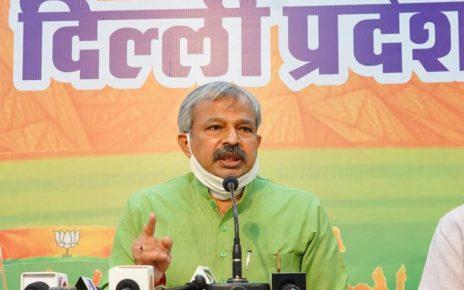 President Delhi BJP
