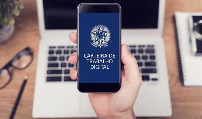 """""""CTPS Digital"""" , """"CARTEIRA DE TRABALHO DIGITAL"""" , """"Carteira de Trabalho e Previdência Social"""""""