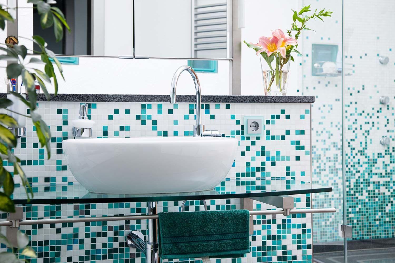 carrelage mosaique 5 idees de la salle de bains a la cuisine