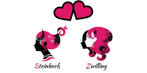 Kompatibilität Steinbock Passen Sie Mit Den Zwillinge Zusammen