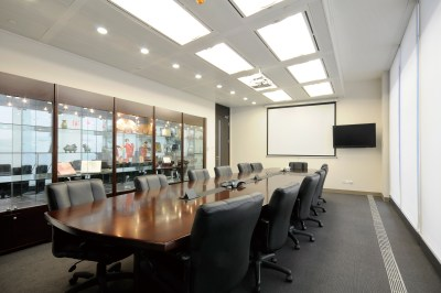 Audio Visual Upgrage. Executive Meeting Room. Washington D.C.