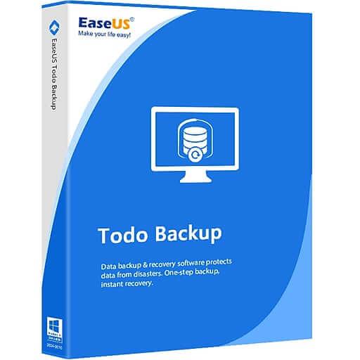 EaseUS Todo Backup Advanced Server 13.5.0 Crack [Latest] Download