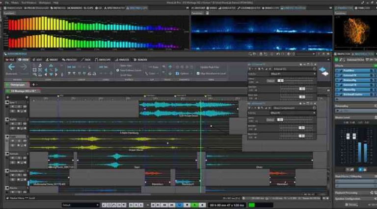 Wavelab Pro Crack 12.1 Mac & Windows VST Free Download