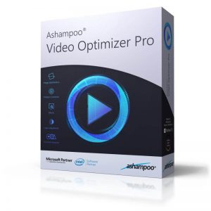 Ashampoo Video Optimizer Pro 2 2.0.1 With Crack [Latest Version] 2021 Free Download