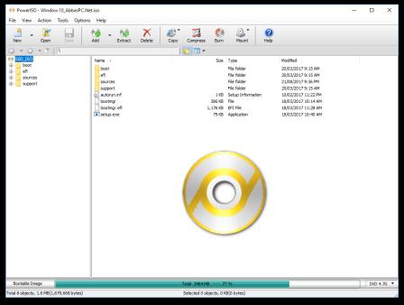 PowerISO 7.9 Crack