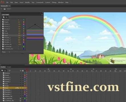 Adobe Animate CC 2021 Crack v21.0.7 & License Key [Mac+Win] 2021