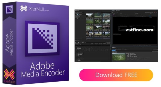 Adobe Media Encoder CC is an encoding program that allows you to encode audio and video files into various distribution formats for various ...