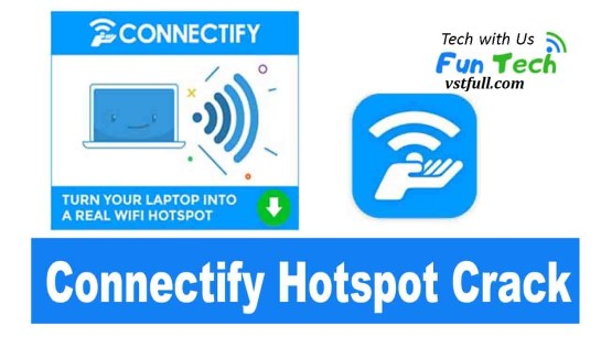Connectify Hotspot Pro Crack License Key & Free Download 2021