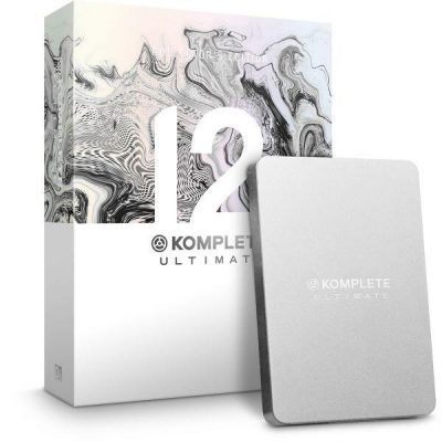 Native Instruments Komplete 12 Ultimate Collector's Edition Crack [2021]