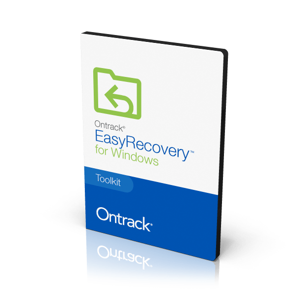 Ontrack EasyRecovery Toolkit for Windows 14.0.0.4 With Crack 2021