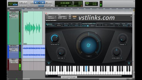 Auto-Tune Vocal Studio Crack 10 With Serial Key [Latest] Download