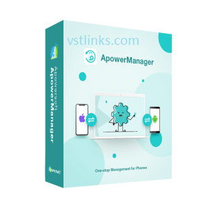Apowersoft ApowerManager Crack 3.2.9.1 + Serial Key [Latest]