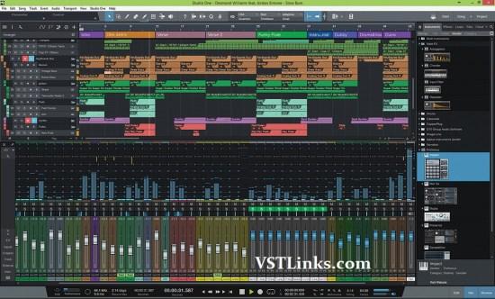 Studio One Professional Crack v5.4.1 Plus Product Key 2022 [Latest]