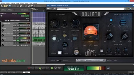 Tone Empire Goliath v1.5.0 Crack With Torrent Download [Latest]