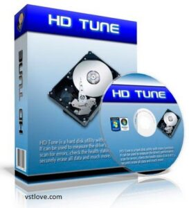 HD Tune Pro Crack v5.85 Serial Key Free Download Latest [2021]