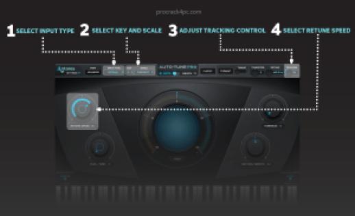 Antares Auto Tune Pro 9.2.1 + Crack & Serial Key 2021 Full Free