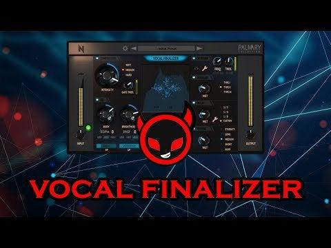 Vocal Finalizer Crack VST Mac & Win Torrent 2021 Free Download