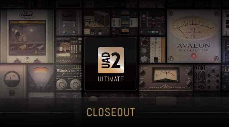 UAD Ultimate 8 Bundle Crack VST 2021 Free Download