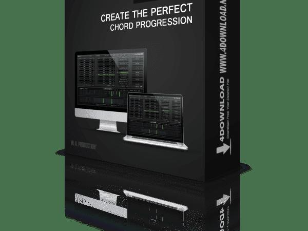 InstaChord Plugin Crack v1.6.1 Mac & Win Latest 2021