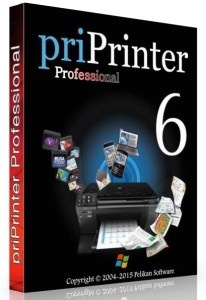 priPrinter Professional Crack 6.6.0.2501 With Serial Keygen Latest 2021