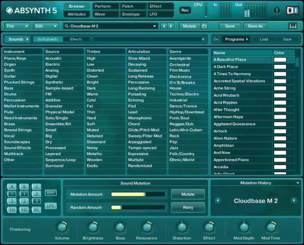 Absynth VST 5.3.1 Crack Full Version + Torrent 2020 Download