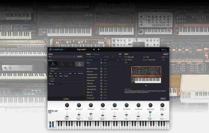 Arturia Analog Lab 44.1.2.3657 Crack (Mac) Latest 2020 Free Download