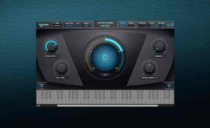 AutoTune Artist v2.3 Crack Mac & Windows Full Free Download