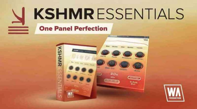 KSHMR Essentials VST Crack Mac & Win Free Download