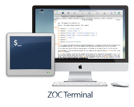 ZOC Terminal 7.26.2 Crack Mac + License Keygen Full Free Download