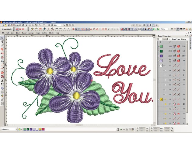 Wilcom Embroidery Studio E4.5 Free Download With Crack Version