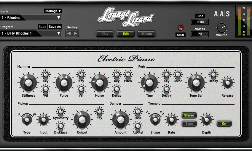 Lounge Lizard Mac Crack + VST Crack Download [Latest]