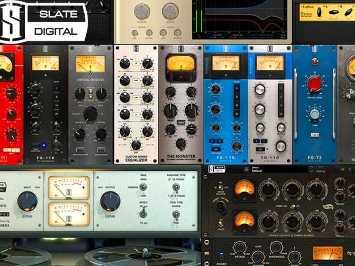 Slate Digital Complete Bundle Mac Crack v2.4.9.2 Download