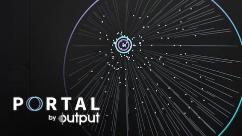 output portal crack