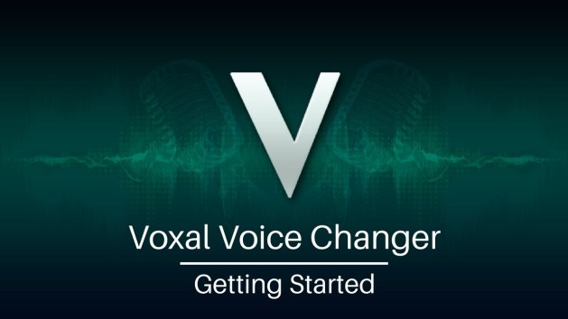 Voxal Voice Changer 6.00 Crack + Registration Code 2021