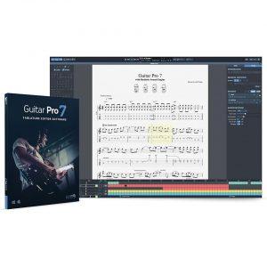 Guitar Pro 7.5 (Mac) + Full Crack Full Torrent Free Download