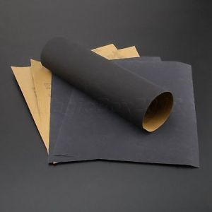 waterproof sand paper