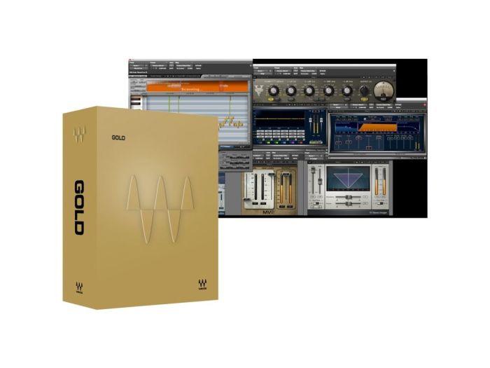Waves Gold Bundle VST Crack Mac Latest Download 2021