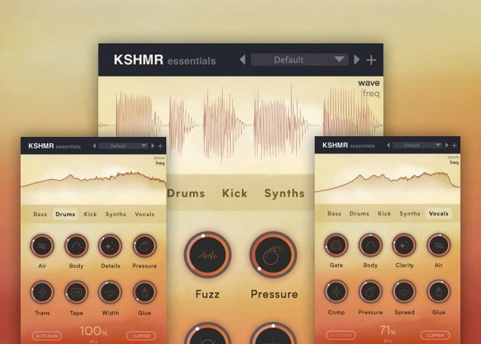 KSHMR Essentials VST Crack Mac & Win Latest Download 2021