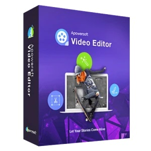Apowersoft Video Editor 2.4.1.12 2.4.1.12 With Crack 2021 Free Download
