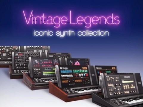 UVI Vintage Legends Crack
