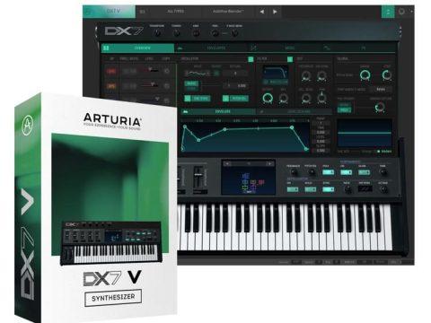 Arturia DX7 VST Crack