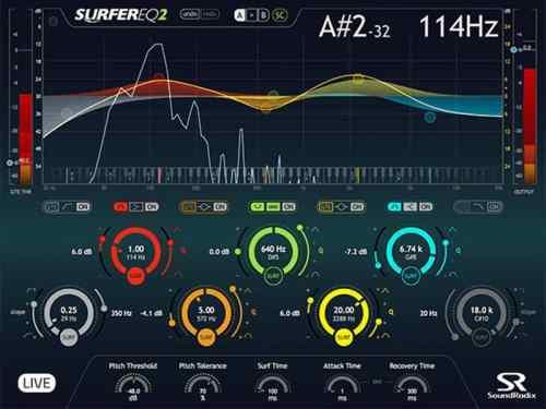 Sound Radix SurferEQ Crack