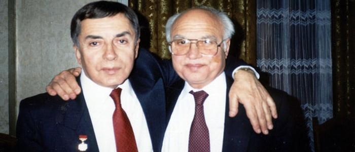 Гарри Орбелян - Президент Международного торгового совета города ...